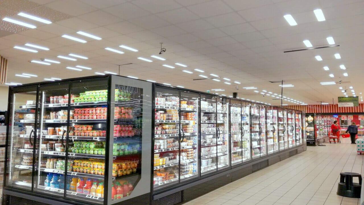 Kata merkittävä osa kylmäkalustekuluista energiansäästöstä kertyvillä euroilla!
