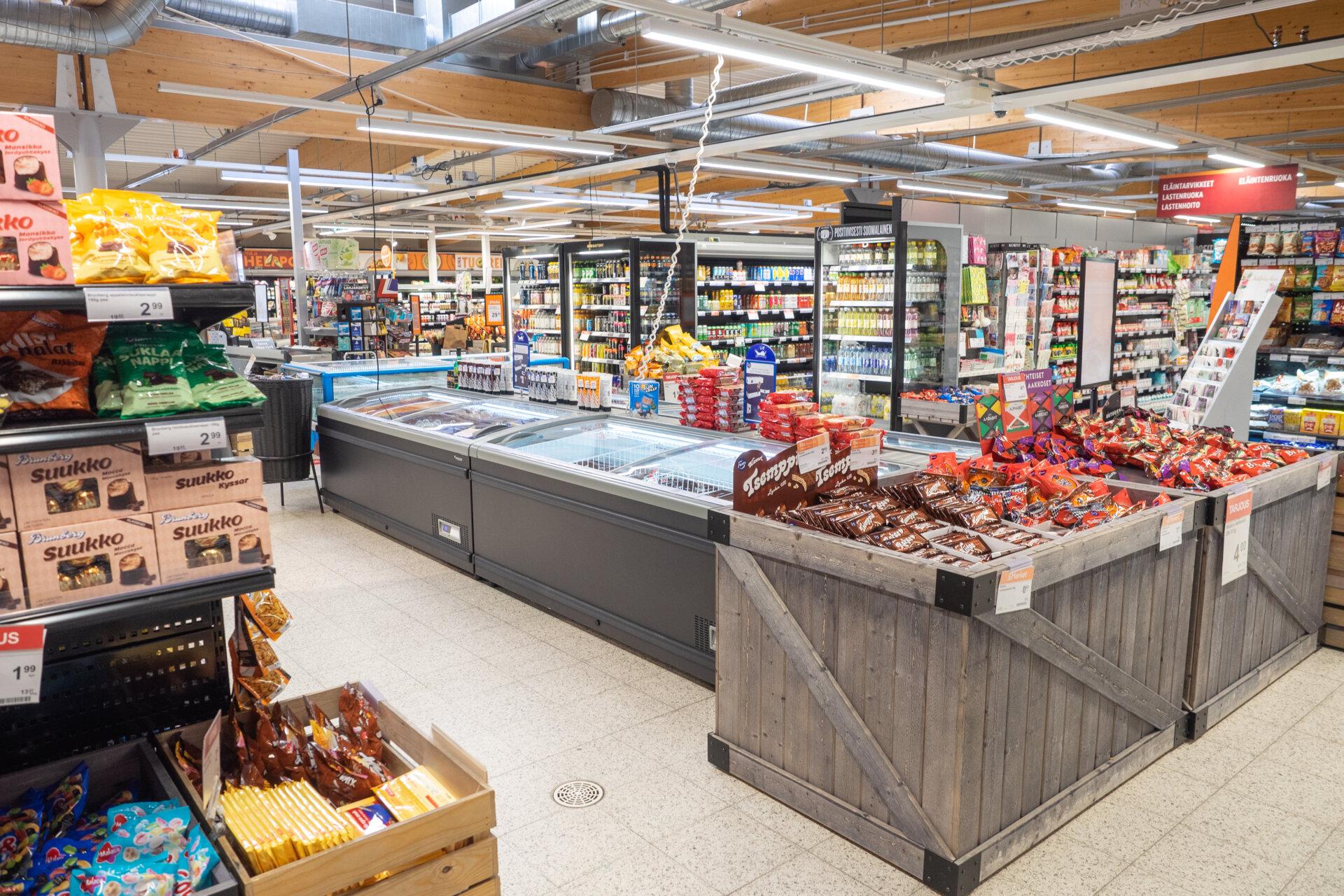 K-Market Ratakatu