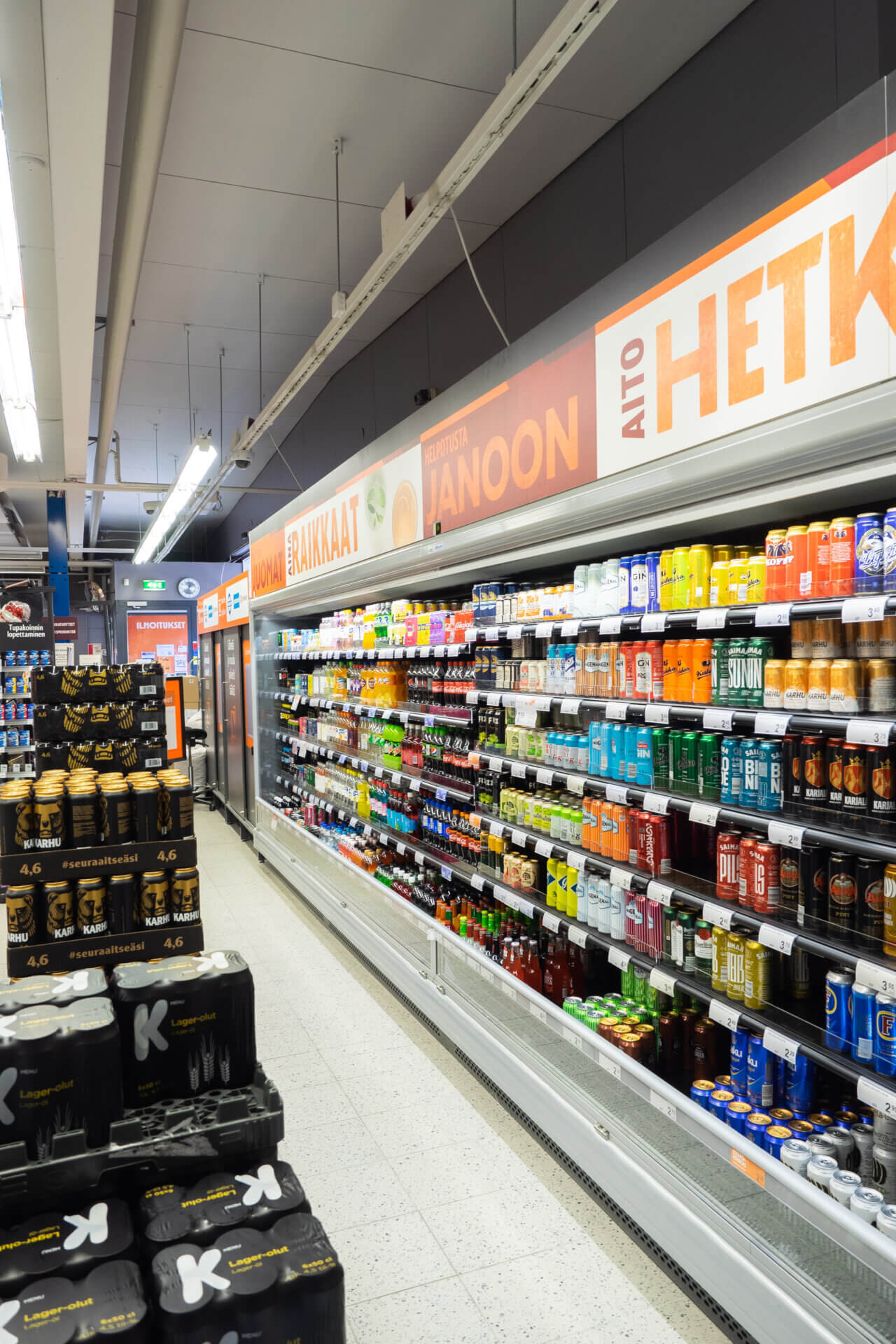 K-Market Tirilä