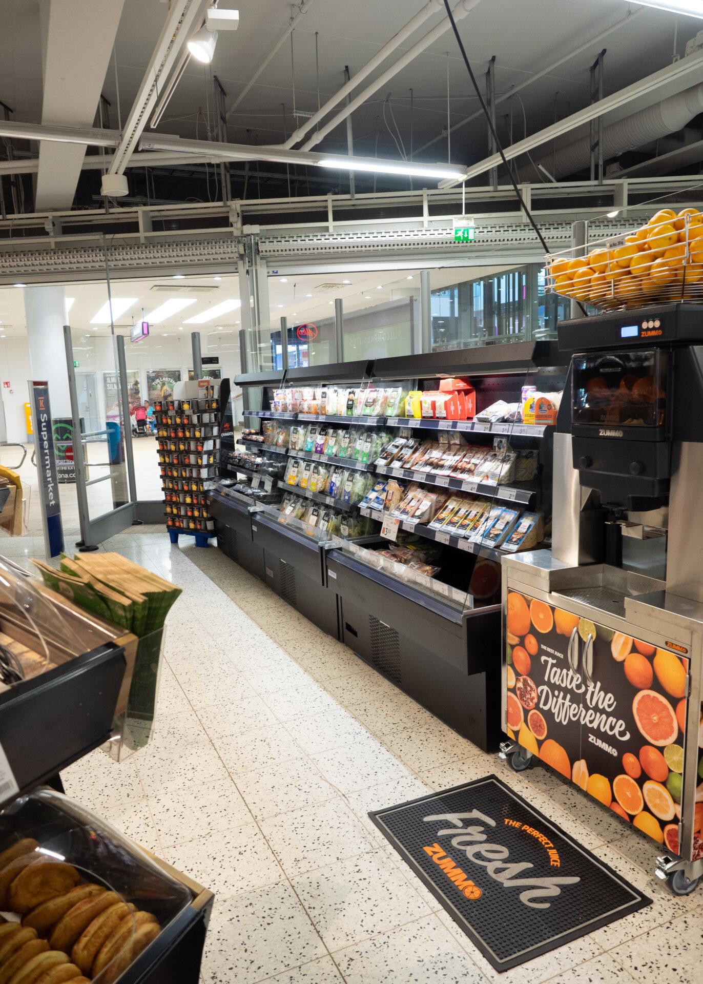 K-Supermarket IsoKristiina