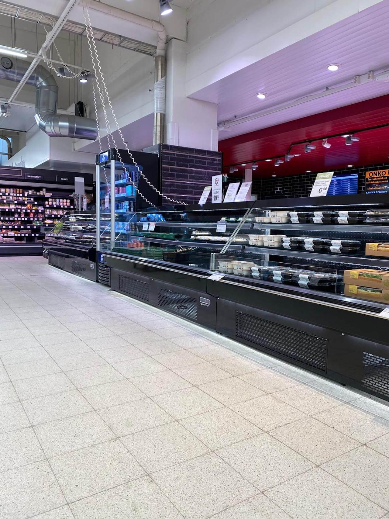 K-Supermarket Yliveto