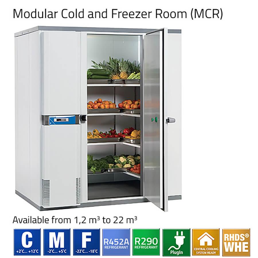 kylmähuoneet, kylmätilat, pakastehuoneet